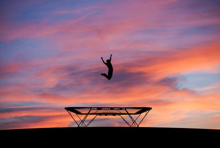 10 sjove ting om trampoliner